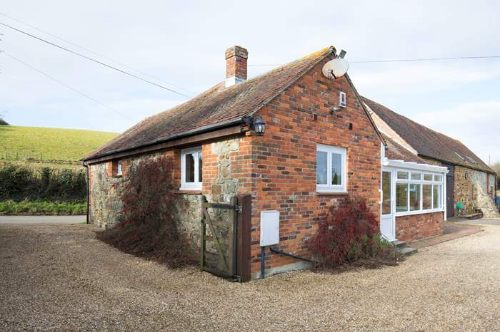 Bagwich Barn Cottage,Sleeps 4 + cot, Godshill