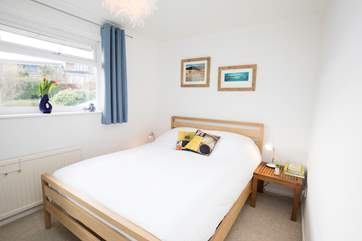 There is no fighting over bedrooms, all three double bedrooms have comfortable super-king size beds.