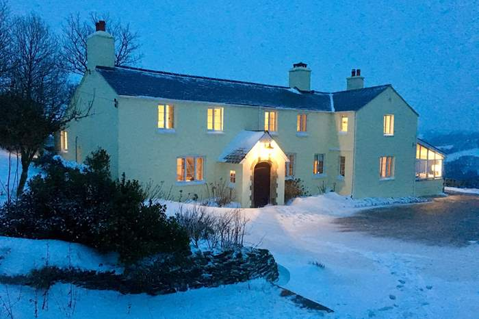 Stockham Farm,Sleeps 4 + cot, 1.4 miles NE of Dulverton