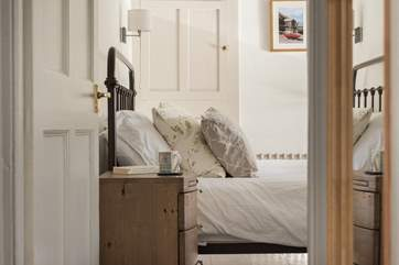 Peeping into Bedroom 1.