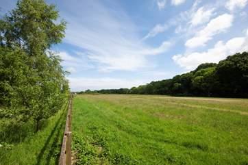 Wonderful countryside on your doorstep