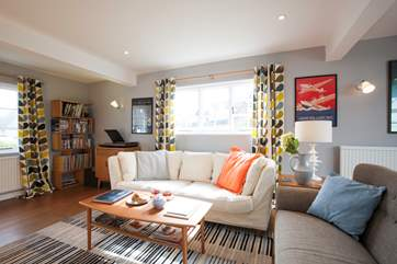 With a Now TV smart box and plenty of space for the whole family this is a great place to relax and unwind.