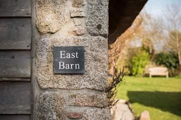 Charming East Barn.