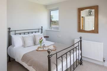 Bedroom 5 is simply beautiful.
