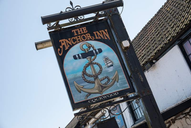 Only a matter of yards away you will find this very welcoming and charming Devon pub. Great for a spot of pub grub and some local hospitality.