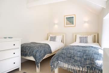 Charming bedroom 3.