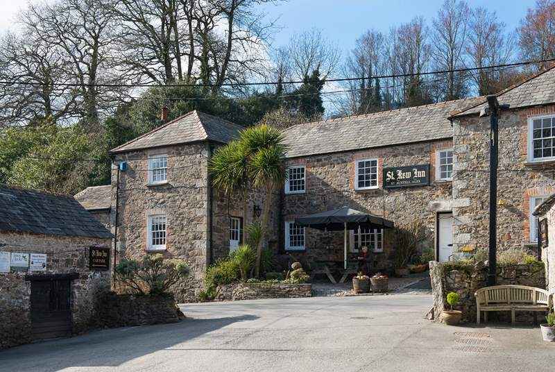 There are some great village pubs offering a warm welcome and wonderful food.