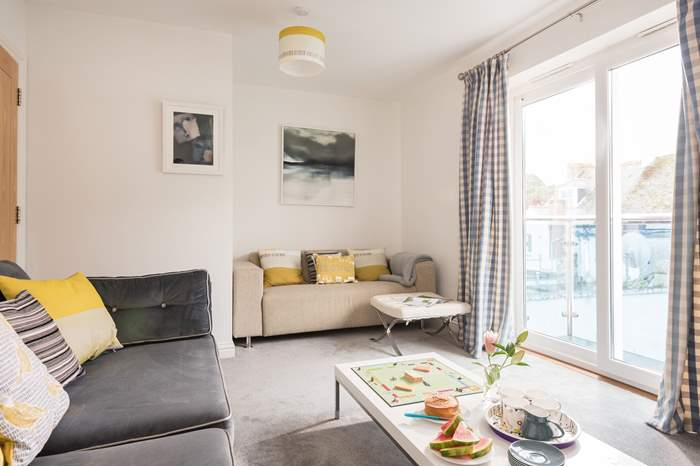 The Puffin,Sleeps 6 + cot, St Ives