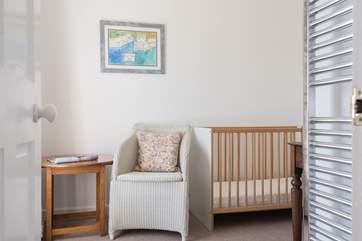 The dressing-room/nursery.