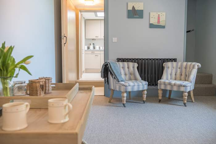 North View,Sleeps 4 + cot, Seaview