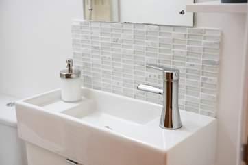 Your modern bathroom suite.