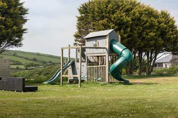 The perfect play area for the younger members of the family.