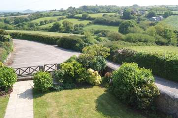 Moonbeam is set in the heart of the Cornish countryside.