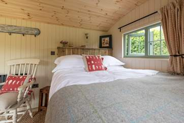 Extremely comfortable - a good night's sleep will sure to be had here.