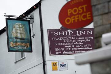 There is a great pub too all within a five to ten minute stroll.