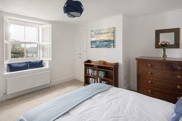 Each bedroom has views of the sea (Bedroom 2).