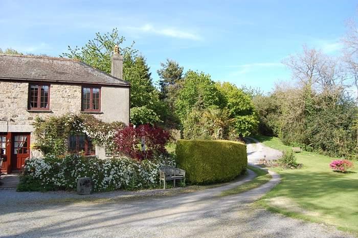 Cottages near Castle Drogo