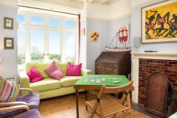 Younger guests can completely relax in the children's playroom which has a great selection of games.