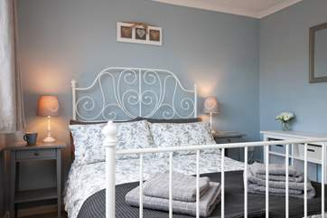 With all new furnishings you will be sure to get a good nights sleep here