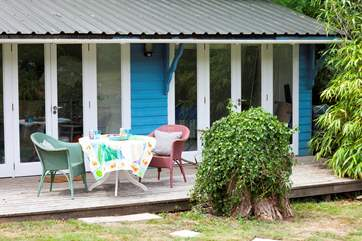 The Summer House - the perfect teenage retreat!