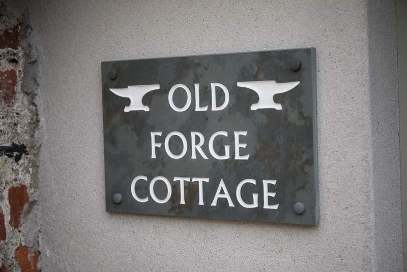 Welcome to Old Forge Cottage.