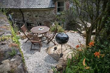What a lovely spot to retreat to after an action-packed day of adventure.