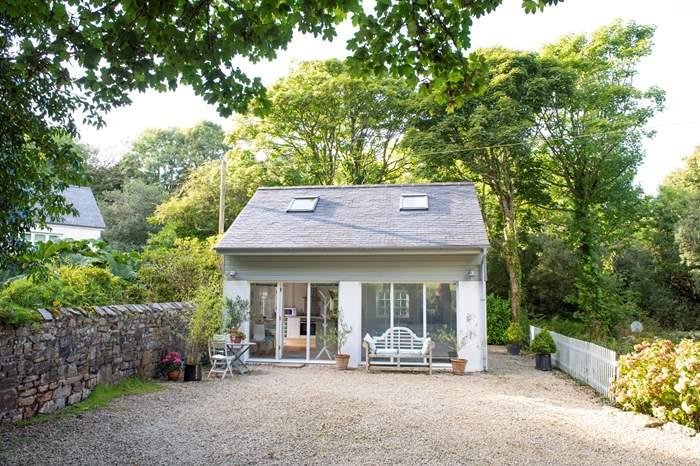 The Little House,Sleeps 2, Lamorna Cove