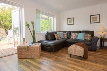 Light and airy throughout, you will feel at home here