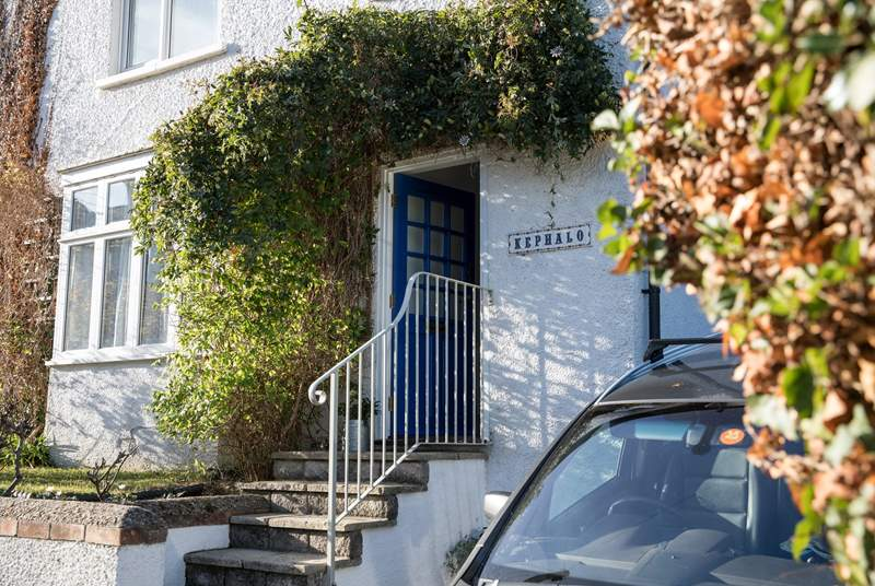 This delightful semi-detached family home is just a 10 minute walk to the beach at Beer.