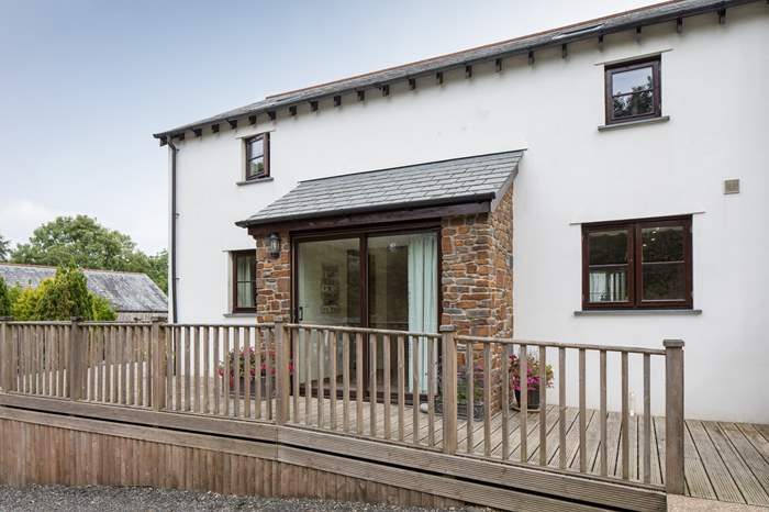 Little Wagtail,Sleeps 4 + 2 cots, 1 mile E of Beaworthy