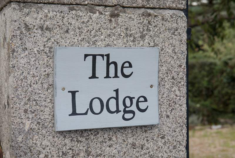 Welcome to The Lodge.