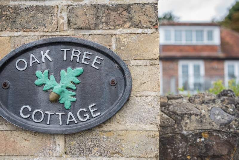 Welcome to Oak Tree Cottage.