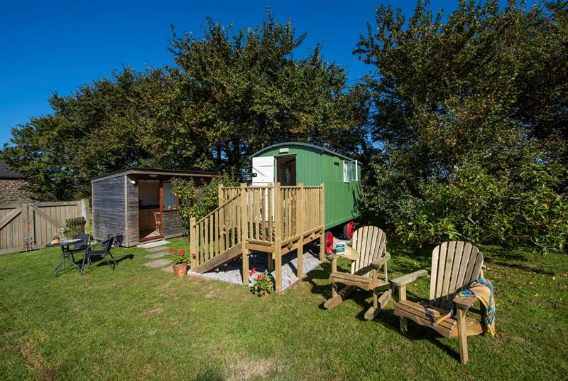 Everything and more to make your glamping holiday the best it can be is on offer here.
