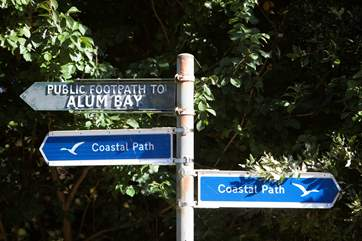 You are spoilt for choice when it comes to walking and exploring the west side of the Island.
