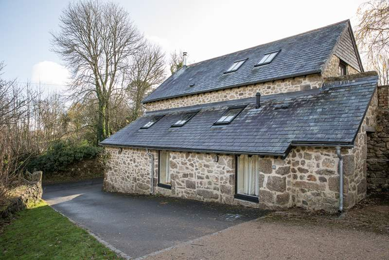 The Bothy is a fabulous cottage and is the perfect countryside retreat whatever the weather.