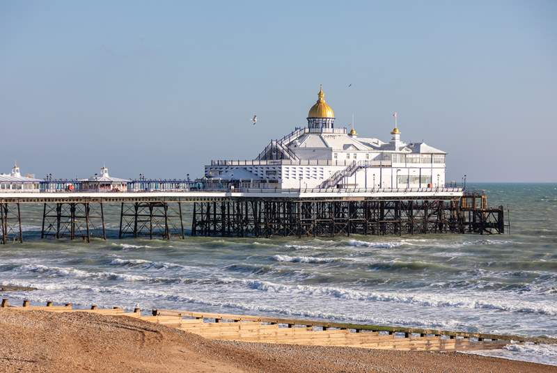 And if it is a pier you are looking to reach, we have one or two (this is Eastbourne).