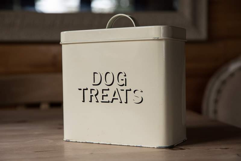 Welcome to your four-legged friends too!