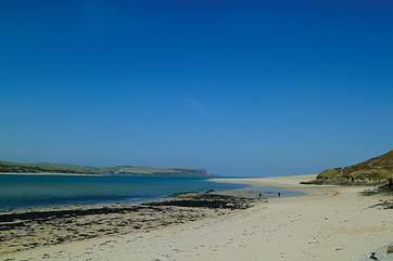 Daymer Bay is a terrific beach for all ages.