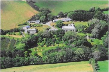 The Trewane estate.