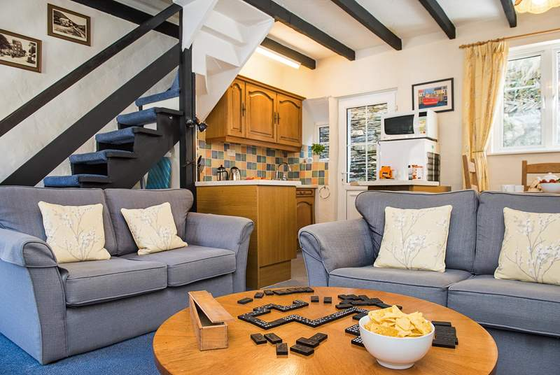 After a day exploring this stunning part of the Cornish coastline come back to The Shippen to unwind and relax