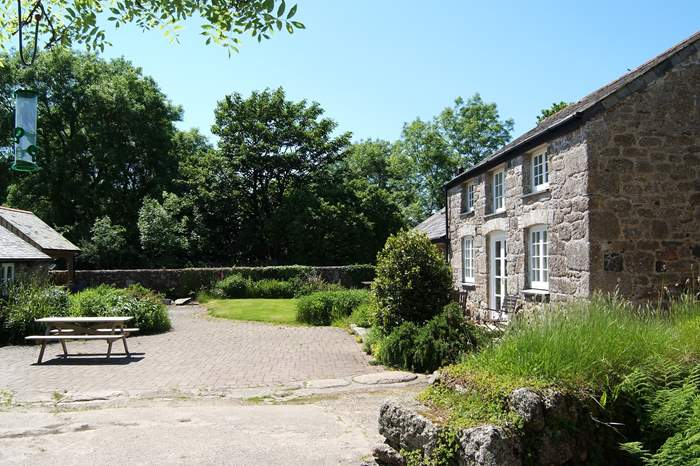 Cottages near Luxulyan Valley World Heritage Site