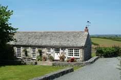Corlan Cottage - Holiday Cottage - Mullion