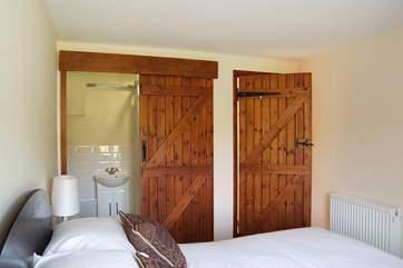 Bedroom 3 has an en suite shower-room.